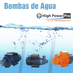Bombas de Agua Eléctricas
