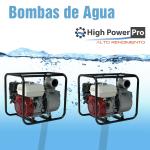 Bombas de Agua por Gasolina