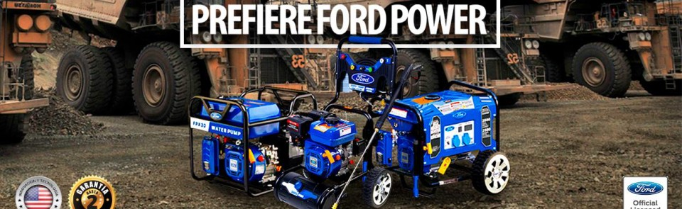 PREFIERE FORD POWER